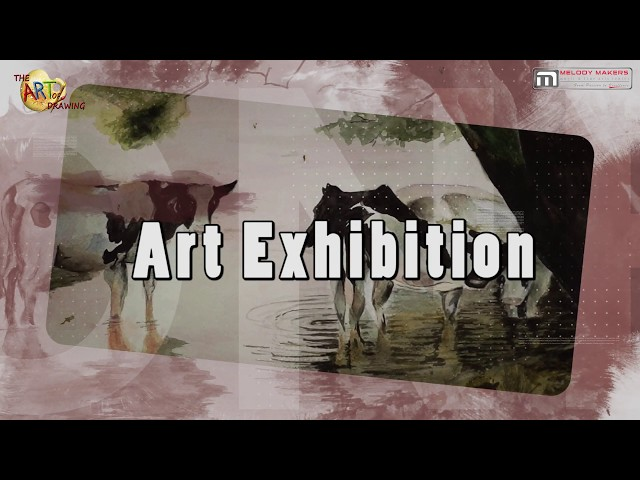 Art Exhibition & Competition 2018