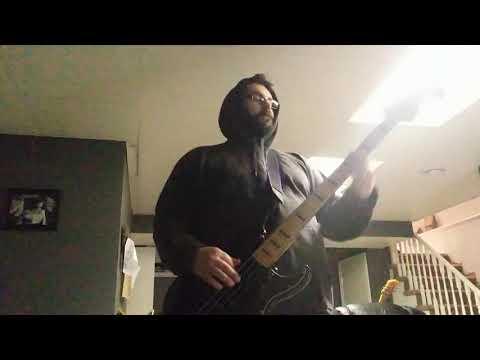 Tom Petty - American Girl Bass Cover