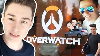 NOC Z NARUCIAKIEM || Overwatch Vlog