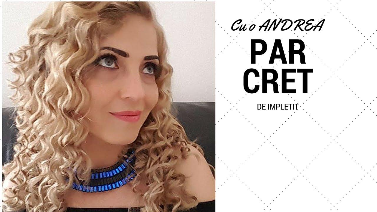 Par Cret Cu O Andrea De Impletit Youtube