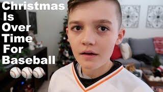 After Christmas Baseball Tournament