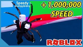 How to Be The Fastest Player in Roblox Speed City