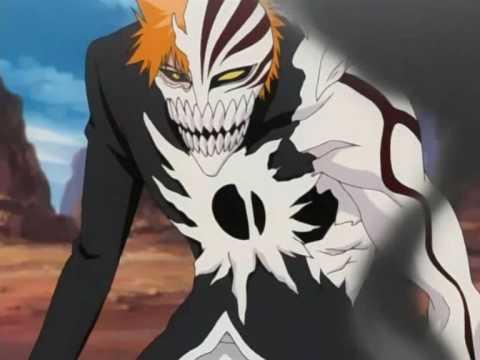 Bleach ichigo vizard training youtube - Ichigo vizard mask ...