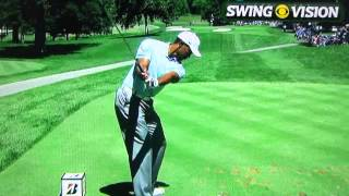 Tiger Woods - Ultra Slow Motion Analysis (August 3, 2013)