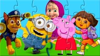 Puzzle Game for Kids - Rompecabezas para Niños