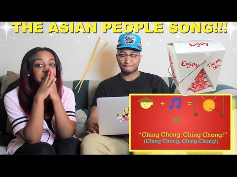 """The Asian People Song"" By ZFLONetwork  Reaction!!!"