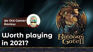Baldur's Gate 2 review: Is Baldur's Gate 2 Enhanced Edition an RPG that's worth playing in 2021? screenshot 3