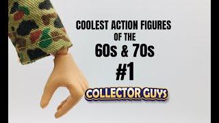 GI JOE COOLEST ACTION FIGURE EVER! | COLLECTOR GUYS