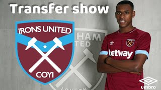 Issa Diop Signs For West Ham United Football Club | 2nd Summer Signing | Irons United