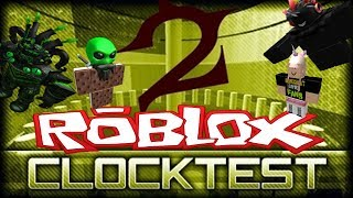 The FGN Crew Plays: ROBLOX - Clock Test 2 (PC)
