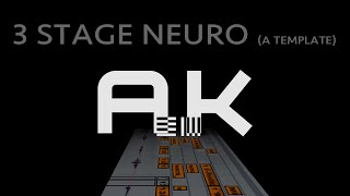 3 stage neuro resampling with ak