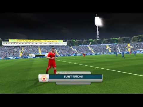 Levski Sofia - CSKA Sofia   Supercupa FINAL   FIFA 14