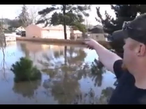 RECORD RAIN, FLASH FLOODS, LANDSLIDES in Washington & Oregon - with Kevin Hunter (Longview)