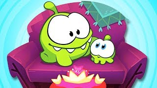 Om Nom Stories BEST OF ALL SEASONS  Cut the Rope - Funny Cartoons for Children  LIVE