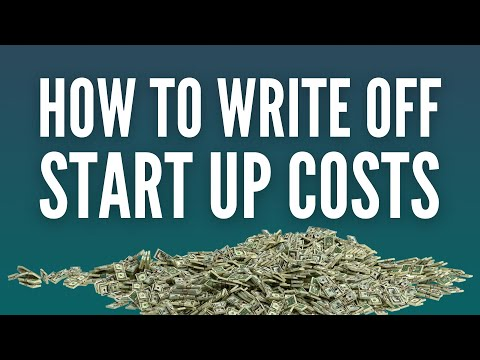 How To Write Off Start Up Costs | Mark J Kohler | Tax & Legal Tip