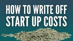 How to Write Off Start Up Costs | Mark J Kohler | Tax & Legal Tip