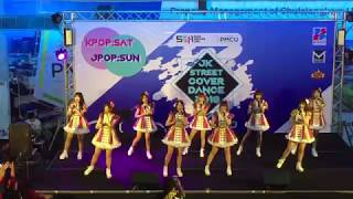 2018.05.27 FMA cover 48Groups - JK Street cover dance 2018 @siam sq...