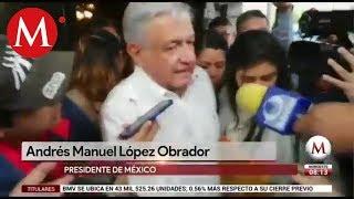 AMLO promete 3 mil 500 mdp para refinería en Ciudad Madero