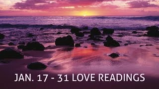 AQUARIUS 💜♒ Jan. 17-31, 2019 LOVE TAROT READING 🔮