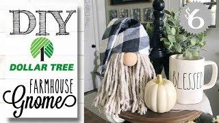 DIY الدولار شجرة غنوم | دولار فقط 6 لجعل!