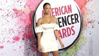 Draya Michele 2019 American Influencer Awards Pink Carpet Fashion