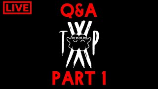 Q&A With Twin Paranormal Ft.Crow of Judas | Ep1