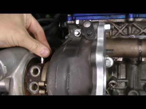 How to make a Custom Turbo Oil Return Line DIY