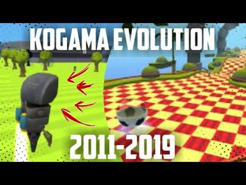 KoGaMa Evolution(2011-2019). A Evolução Do KoGaMa.