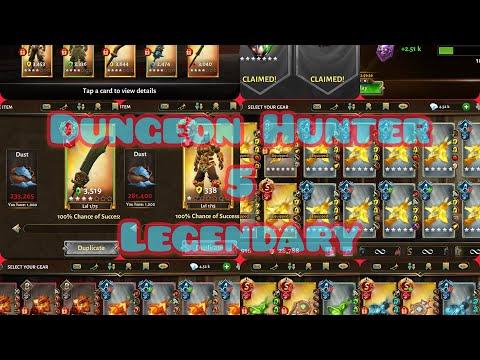 Dungeon Hunter 5 Mass-Chest Opening