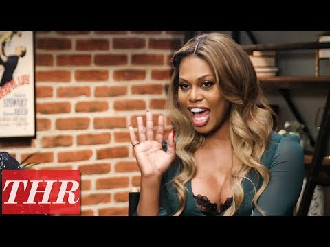 'Orange Is the New Black' Star Laverne Cox: Meet Your Emmy Nominee! | THR