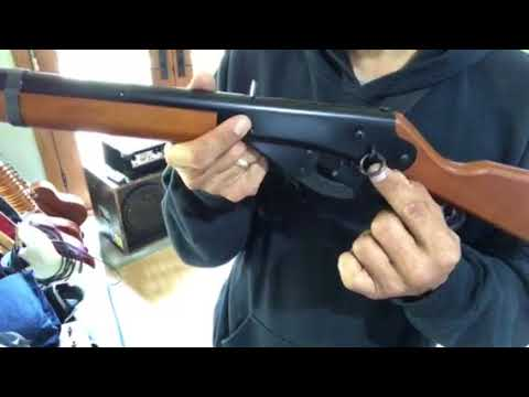 How To Use The Daisy BB Gun Saddle Ring - YouTube