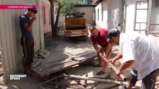 """Таджикские цыгане """"Джуги"""": короли попрошайничества и сбора металлолома"""