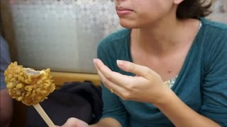 JAPANESE FOOD | Eating our way through Hiroshima