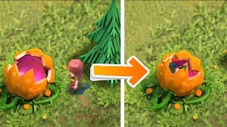 SCARY PUMPKIN WILL EAT YOU!! | Clash Of Clans | CLAN GAMES!!!