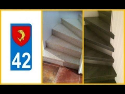 marketplace1 recouvrir marches d 39 escalier bordeaux youtube. Black Bedroom Furniture Sets. Home Design Ideas