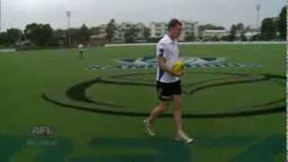 Leave rules alone pleads Scott - AFL