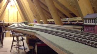 Hinchley Wood Model Railway Video 20