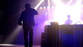 Hudson Mohawke featuring Dam-Funk live at Motel Mozaique 2010 - Tell me what you want from me