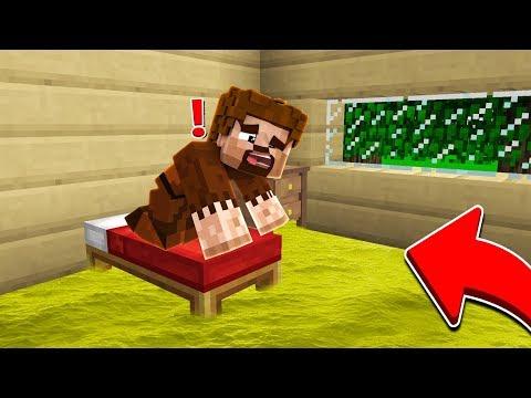 FAKİR'İN EVİNİ ÇİŞ BASTI! 😱 - Minecraft