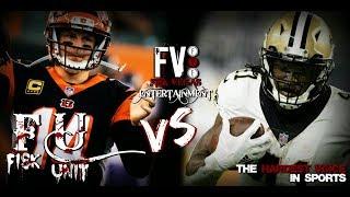 Saints vs Bengals Reaction: Saints are the best team in the NFL PERIOD!!!