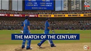 LIVE: India vs Pakistan T20 Match Final Over | IND vs PAK T20 Live | Match 9 | Real Cricket Game