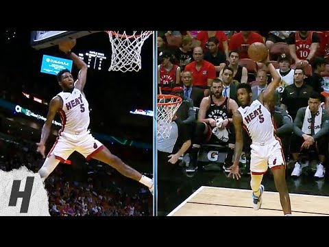 Doc Reno - Derrick Jones Jr. with Dunk of the Year