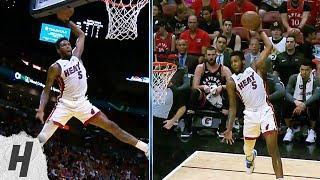 Derrick Jones Jr. With Dunk of the Year - Raptors vs Heat   March 10, 2019   2018-19 NBA Season Video