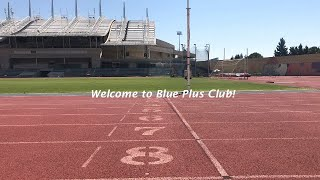 JOIN ''BLUE PLUS'' CLUB