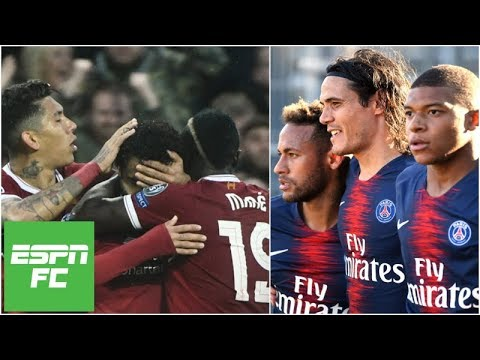 Whose front 3 is better: Liverpool or PSG? | Extra Time | ESPN FC