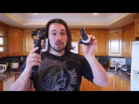 DJI Osmo Review and Tutorial!
