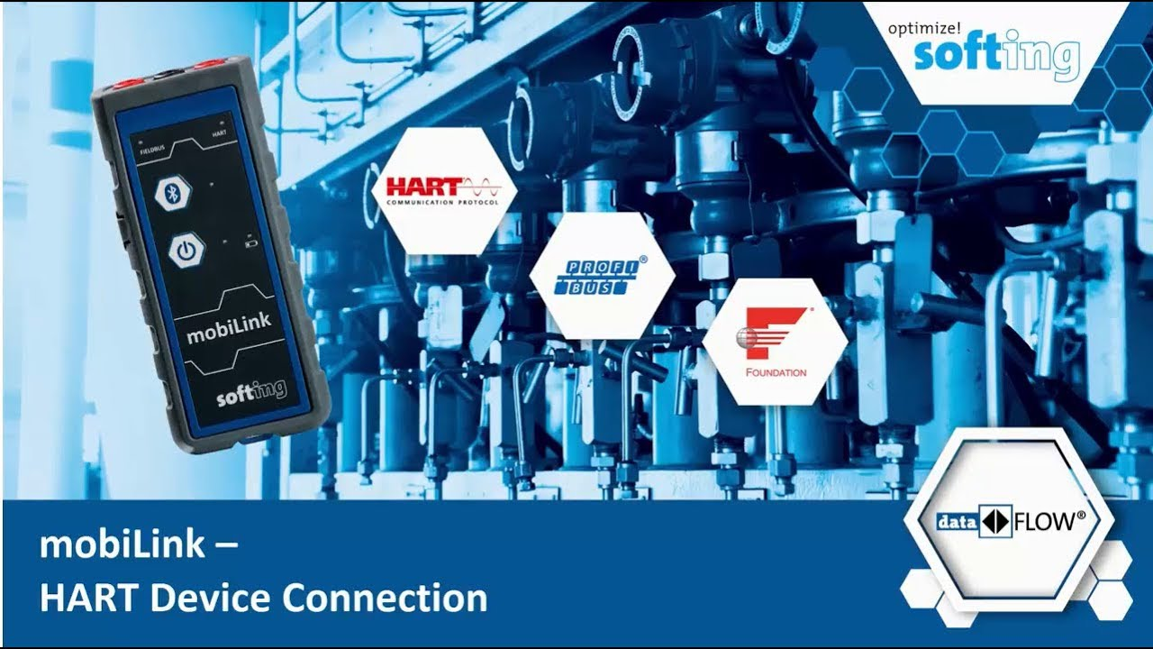 Mobile Interface: HART, FF & Profibus PA | ATEVA Technologie
