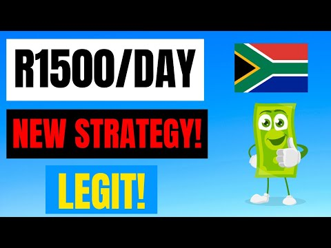 How To Make QUICK Money Online In South Africa 2021