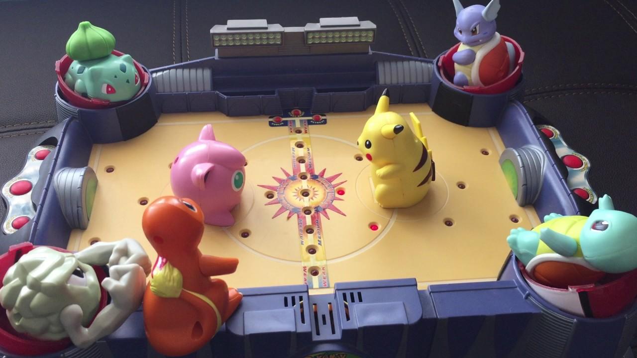 Pokemon Battle Stadium...