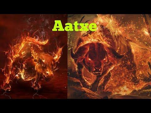 Aatxe Of Basque Mythology Explained |  Aatxe Mythology Explained | Basque Mythology Explained